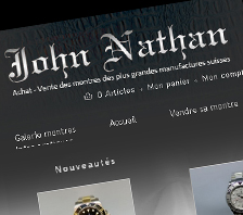 Montres John Nathan